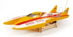 DRAGON RED EVO 570EP 50A BOAT (R/C READY)