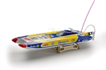 DRAGON SAGA MICRO CAT 680EP CLASS-1 (R/C READY)