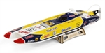DRAGON SAGA MINI CAT 820EP 70A BOAT (R/C READY)