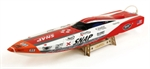 DRAGON SNAP 720EP BOAT (R/C READY)