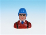 JP PILOT RED/BLUE (PAINTED) 5508433