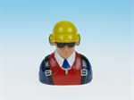 JP PILOT RED/BLUE/YELLOW CAP (PAINTED) 5508435