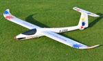 Diamond 2500 Glider Complete (2.4GHz) (NO CHG)