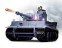 4400880 TIGER I TANK GREY WITH 6mm SHOOTER