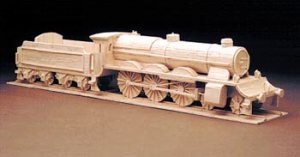 MATCHBUILDER LOCO & TENDER 5595590