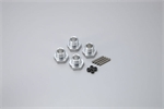 K.IF115 Wheel Hub & Pin - Inferno Mp7.5 : 4Pcs