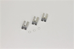 IFW339 Kyosho Aluminium Clutch Shoes (3 pcs) - HD