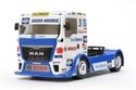 Tamiya TT-01E Team Hahn Racing MAN TGS 1/14th