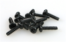 ROUND HEAD SELF TAPPING SCREW 3x12 12
