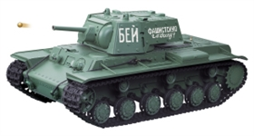 4400935 RUSSIA KV-1S TANK WITH 6mm SHOOTER