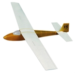 Ww15 Swallow Glider 355ins 900mm WEST WINGS