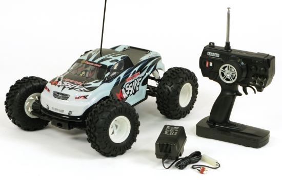 HBX 1:10 EP RTR MASSIVE OFF ROAD TRUCK (BRUSHED MOTOR)