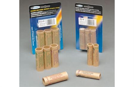1/2A6-2 Rocket Motor (Pk3) - Estes Rocket Motors / Engines For All Estes  Rockets - Elite Models