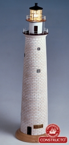BOSTON LIGHTHOUSE 1716 SCALE 1:66