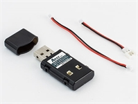 AZSC104CDUSB 104CD 1-Cell1S 37V LiPo 04A Dual Port DC USB Charger Ultra-Micro Connector Chronos CX 100