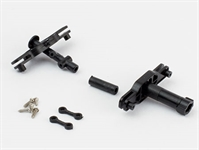 AZSH1362 Upper and Lower Rotor Head Set Chronos CX 100