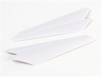 AZSH1365 Upper and Lower Main Rotor Blade Set 1 pair each Chronos CX 100