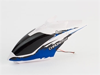 AZSH1371B Canopy with LED Blue Chronos CX 100