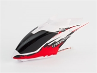 AZSH1371R Canopy with LED Red Chronos CX 100