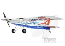 RR Pilatus PC-6 Blue Brushless Motor 264290