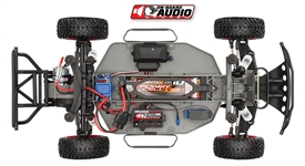 Slash XL-5 OBA Chassis View