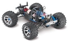 Revo 33 Rear Chassis View