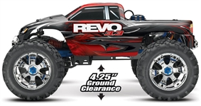 Revo 33 Ground Clearance