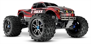 E-Maxx MXL-6S TQi Bluetooth no battery or charger C-TRX39086-4