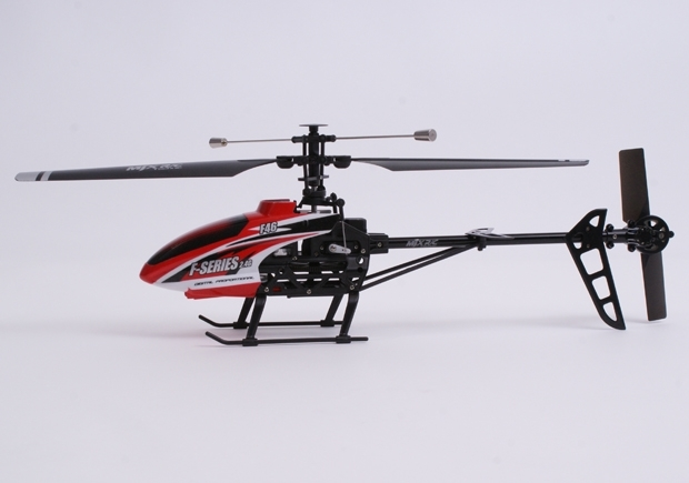 MJX F46 Helicopter Red