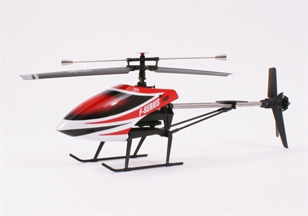 MJX F49 Helicopter Red