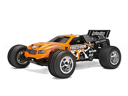 HPI Firestorm 10T with 2.4GHz and DSX-1 Truck Body 105866