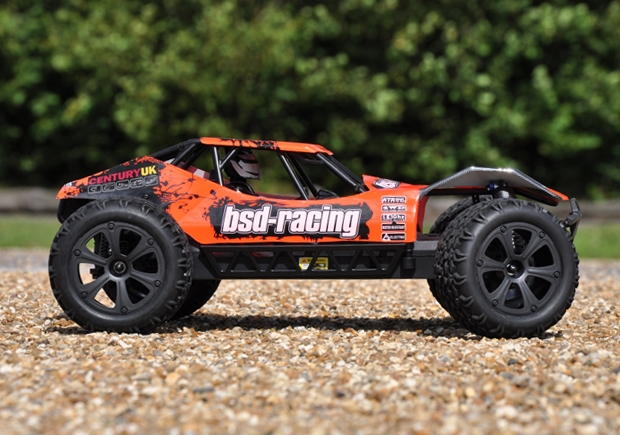 BSD Racing Prime Desert Assault