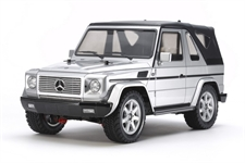 Tamiya MF-01X Mercedes Benz G320 Cabriolet 110th