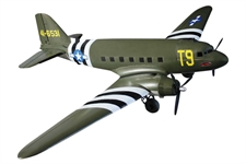 C47 Dakota Twin RAF 1470mm - PNP