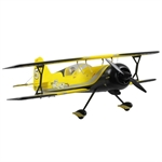 Pitts Python Model 12 Yellow Bi-Plane 1067mm - PNP