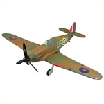 HAWKER HURRICANE MKI WITH RETRACTS 1250MM - PNP