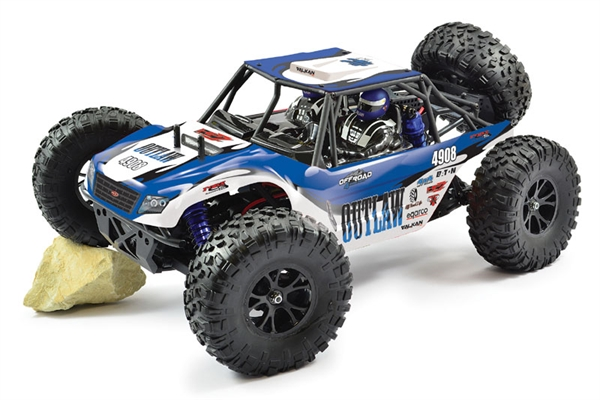 FTX Outlaw 1/10 Brushless 4WD Ultra-4 Buggy RTR