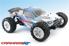 FTX CARNAGE NT 4WD RTR 110TH NITRO TRUCK FTX5540