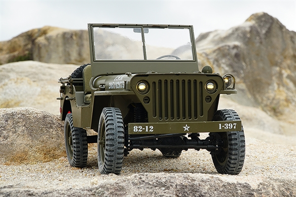 Willys Military Scaler 1/6 Off-Roader - RTR