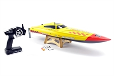 VOLANTEX RACENT ANGRY SHARK BRUSHLESS READY SET BOAT