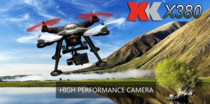 XY Innovations X380 Multi rotor Drone