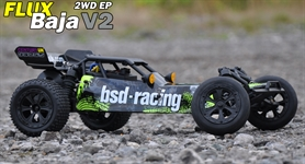 BSD Racing Baja off road 1:10 buggy