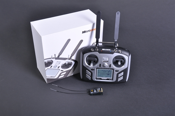 Microzone MC10 10-Channel Transmitter and Receiver (Mode 2)