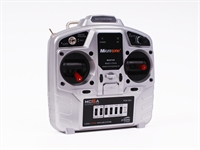 MICROZONE MC6A TRANSMITTER AND RECEIVER MODE 2 - WHITE