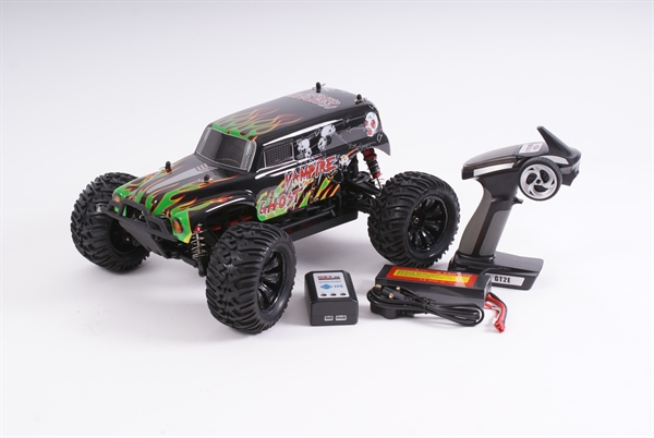 Vampire Ghost 1/10 4WD Monster Truck RTR - Brushless