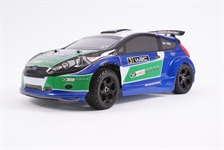 XRD2 19 Rally Car RTR - Brushless 4WD