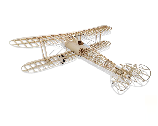 1/3 Scale Nieuport 28 Laser Cut Balsa Kit - 2830mm Wingspan
