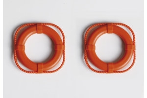 Lifebelts (40mm) - Orange