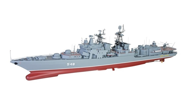 Graupner Premium Line Udaloy Class Destroyer 1:100 Scale - Admiral Panteleyev 21027