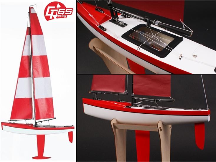 Graupner GR65 Sailing racing Yacht ARTR 21009